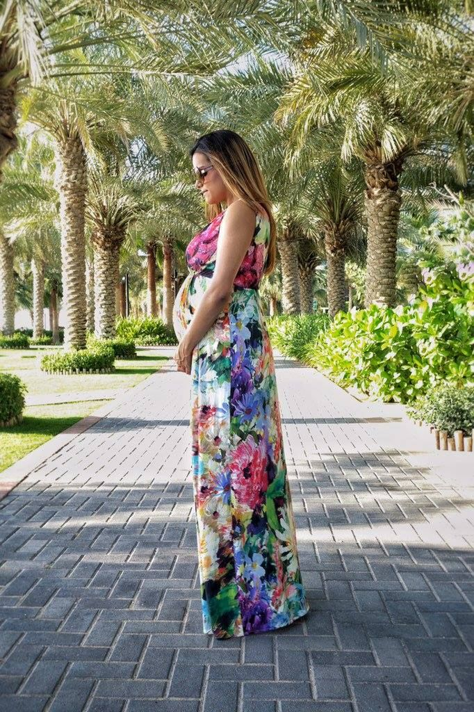 ‪#‎babymoon‬ style inspiration from Neev Spencer Kissfm & Kisstory DJ who looks stunning wearing a selection of Tiffany Rose maternity maxi dresses on holiday in Dubai! Discover our latest collection of summer-ready maternity maxi dresses, here: bit.ly/Maternity-Maxi-Dresses