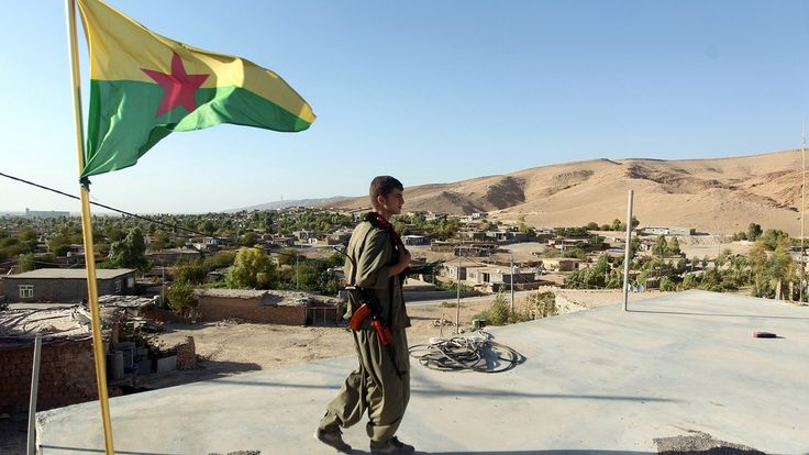 Kurdistan Workers Party, a Marxist-leaning group, is gaining more acceptance.