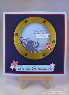 stampin up sea time - Ideas for Sea Time die set  http://dies-by-dave.myshopify.com/products/sea-time