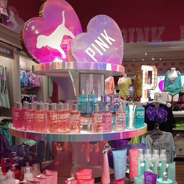 Victoria's Secret • #PINK my favorite fragrances in the whole world come from VS
