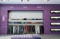 Retail interior featuring Seratone Princess