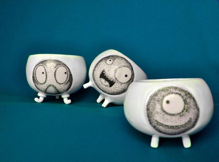 ceramic bowls. Antigone Kaklidi