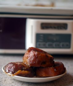 This is a classic southern recipe for Candied Yams. It is so easy and can be cooked completely in the slow cooker.