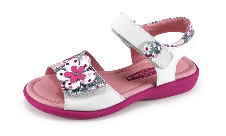www.lealelo.com #shoes #kids #summer #girl #fashion #flower