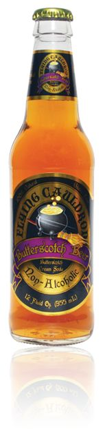 Flying Cauldron Butterscotch Beer (NA)