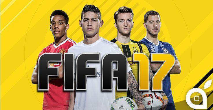 FIFA 17: il gioco di calcio per eccellenza insieme alla sua companion app [Video]