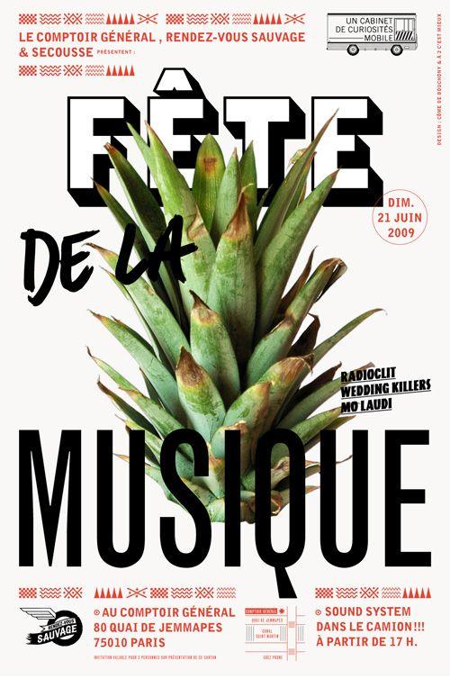Fête De La Musique by Côme de Bouchony