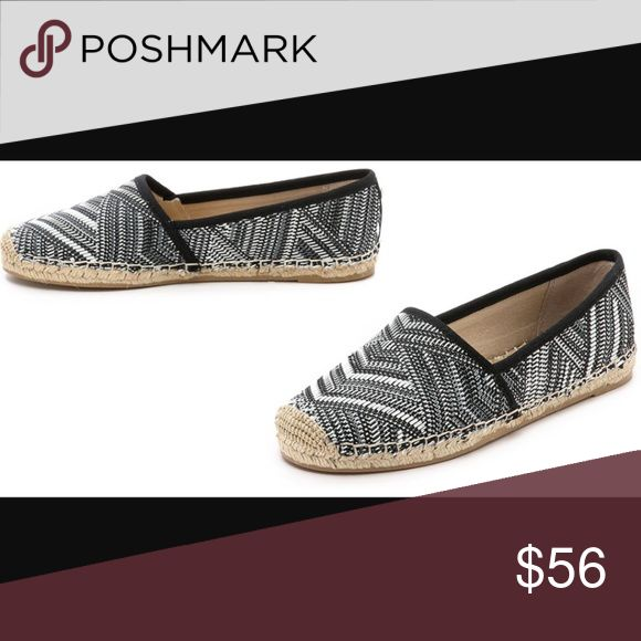 Flash sale! NWOT SAM ESPADRILLE AZTEC FLAT beautiful aztec pattern, never worn, no box , no tag! Sam Edelman Shoes Flats & Loafers