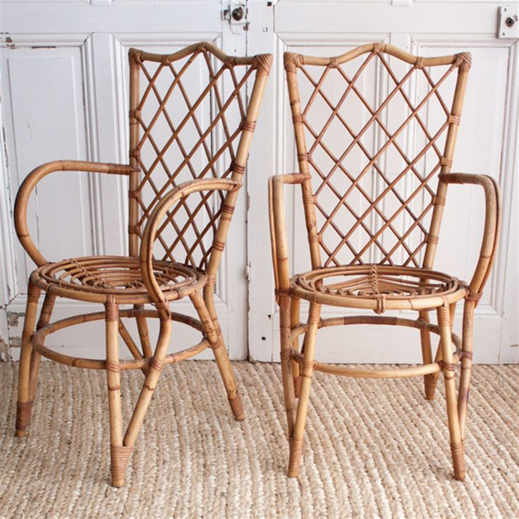 Best 10+ Rattan Dining Chairs Ideas On Pinterest | House Doctor, Rattan  Furniture And Modern Vintage Decor  Rattan Dining Room Chairs