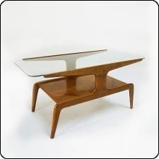 Coffee Table by Gio Ponti for Domus Nova