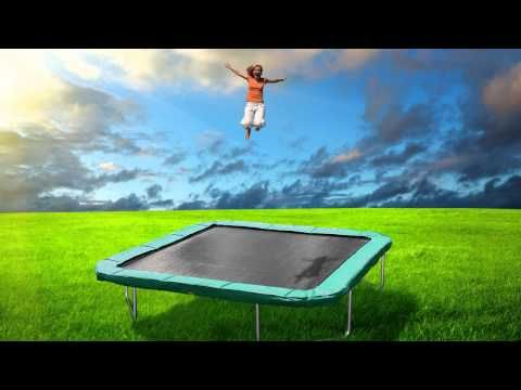 Why Super Fun Trampolines - YouTube