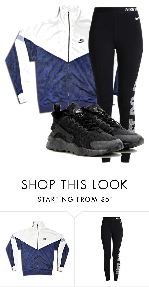 """""""Nike"""" by ashantisowell on Polyvore featuring NIKE"""