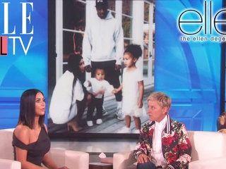 Kim Kardashian changée par l'incident de Paris | The Ellen DeGeneres Show | Du Lundi à Vendredi à 20h10 | Talk Show