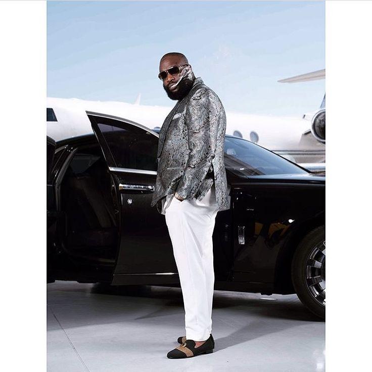 "62.5 mil Me gusta, 658 comentarios - The Boss Rick Ross,Yung Renzel (@richforever) en Instagram: ""Biggest. @hauteliving @msvioletcamacho"""