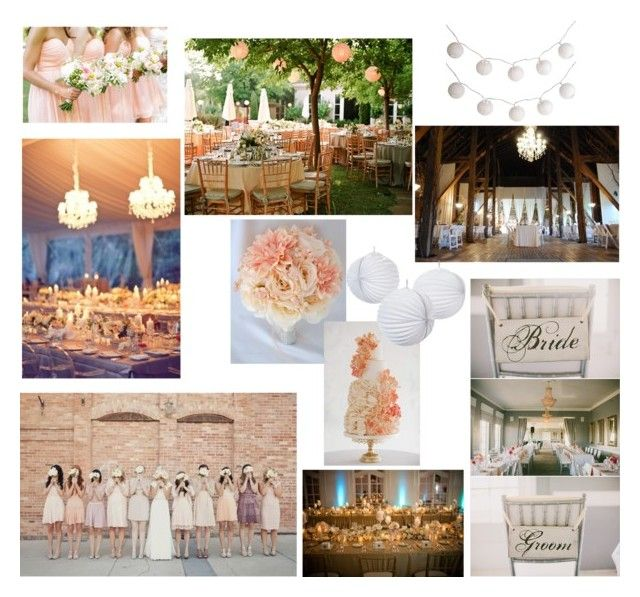 Wedding inspiration by junesdagbokpoly on Polyvore featuring art