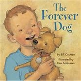 The book I chose  forever is dog by Bill Cochran. It would go under the category of Animals because the character grows and changes as a result or his relationship with his Dog even after the dog passes away.  The setting is realistic, and the plot relates to contemporary problems. children often face the loss of a pet and grieve the loss of the relationship. the character is realistic and the writing style from the child's perspective is relatable to children listening to the book.