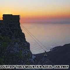 Cape Town... Table mountain what a great pic