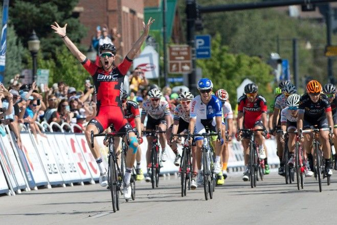 Phinney takes Stage 1 - Reijnen 2nd & Bookwalter 3rd - USA Pro Challenge, 2015