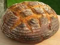Bauernbrot Germany Breads Rye Baking (German farmer-style rye bread)
