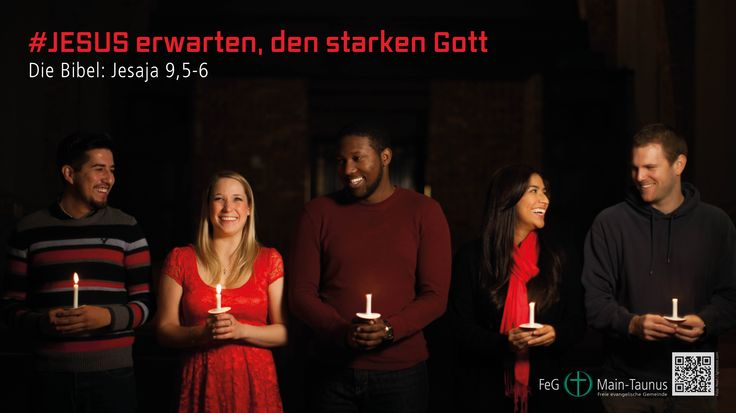 #JESUSerwarten - den starken Gott! #Advent #Predigt von heute zum Nachhören & Lesen. #FeGMT http://ow.ly/VxHnY