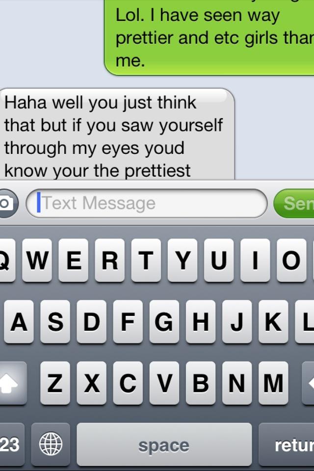 Cute textes
