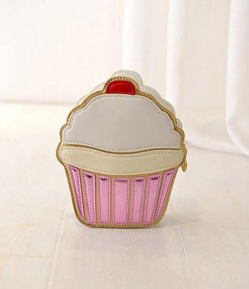 2015 Summer New Ice Cream Cake Shape Bag Cute Cartoon Fashion Handbags Funny party clutch bag women evening bag A204