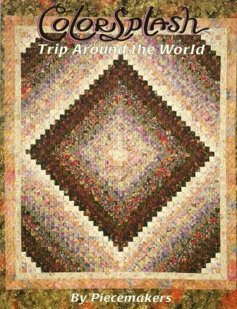 17 Best Quilts Trip Around The World Images On Pinterest Quilt