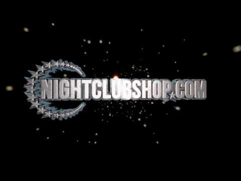 Galactic Logo Rotation DJ VJ Visual video loop Logo Nightclubshop  - Cus...