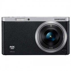 Samsung NX Mini 9mm Smart Aynasız Dijital Fotoğraf Makinesi (Siyah)  #samsung #nxmini #siyah #aynasızFotoğrafMakinesi #aynasız #fotoğrafMakineleri 2 Yıl #resmiDistribütör #garantili olarak #markafoto 'da www.markafoto.com %100 Güvenli Alışveriş