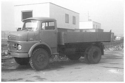 Mercedes-Benz - 1113 - LKW