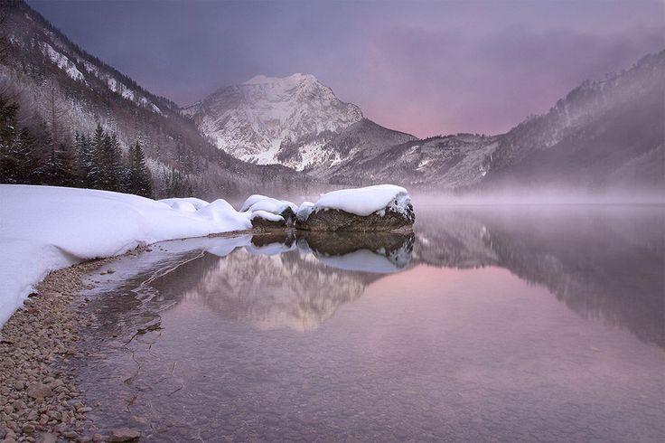 Cold Morning, warm Light by Rupert Kogler on 500px