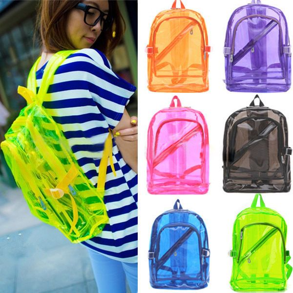 Best 25  Clear backpacks ideas on Pinterest