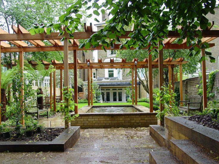 Garden Pergola Pictures