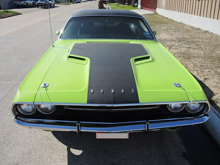 Dodge challenger r t muscle cars pinterest dodge for Is dodge general motors