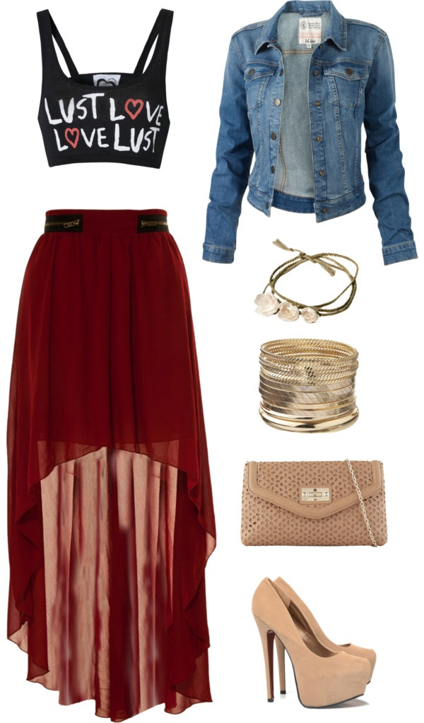 """Fall. In love."" by noe360 on Polyvore"