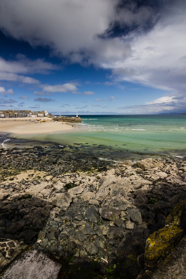 Find hotels and accommodation in and around the beautiful town of St Ives in Cornwall