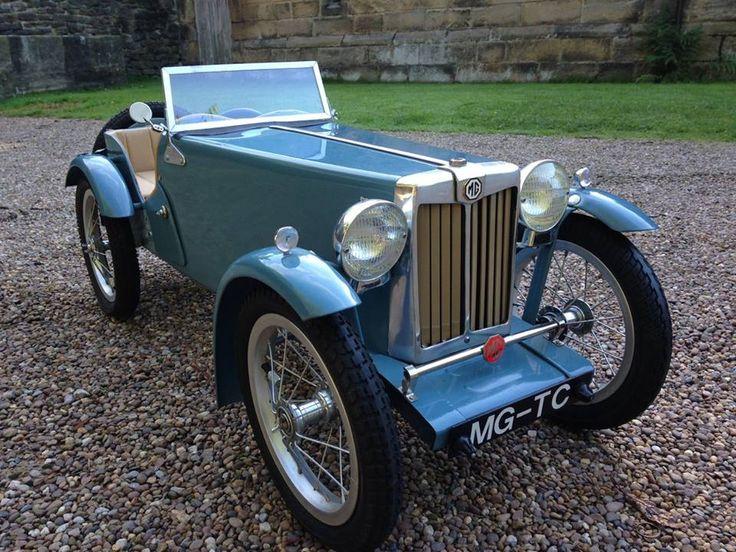 MG TC Pedal Car ... =====>Information=====> https://www.pinterest.com/joyfulinhope87/pedal-cars/