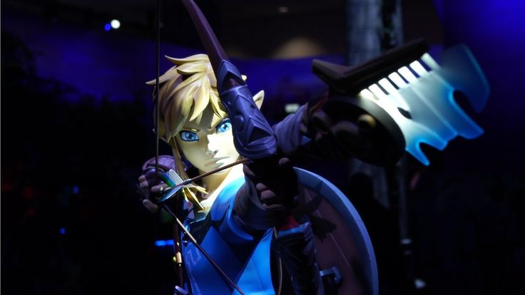Behold! The Amazing Legend of Zelda E3 Booth Tour - IGN Access
