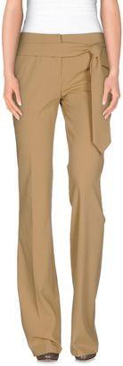 ERMANNO SCERVINO Casual pants - Shop for women's Pants - Camel Pants