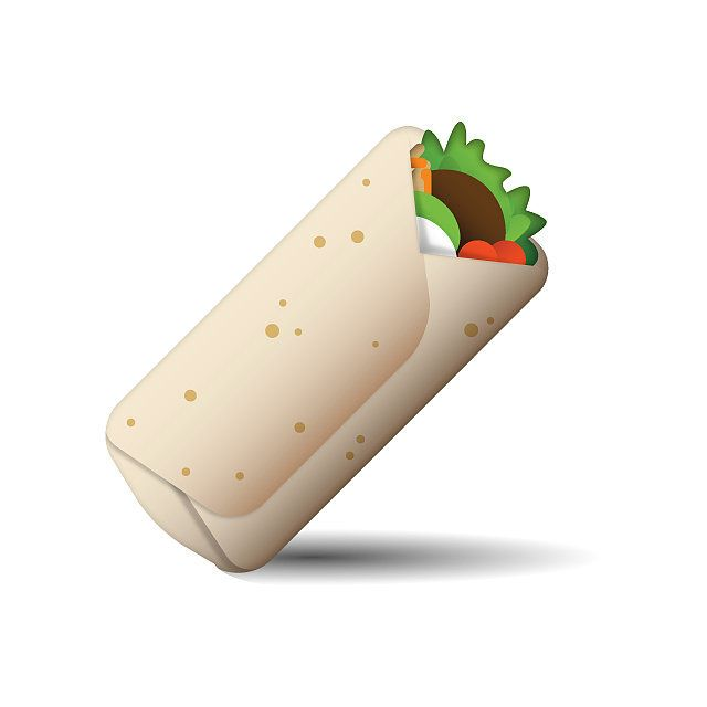 Burrito: Because burritos represent everything that's good and righteous.  Source: Microsoft