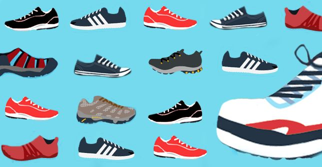 How to Pick the Perfect Shoe for Any Workout | http://snip.ly/s3yX
