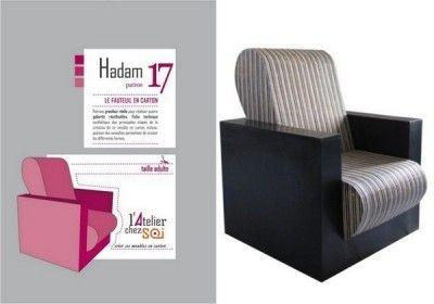 1000 id es sur le th me fauteuil en carton sur pinterest meuble en carton carton et meuble carton - Acheter meubles en carton ...