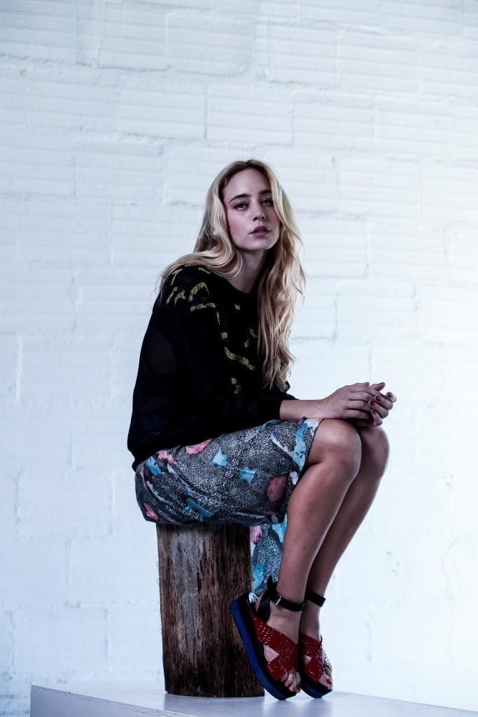 Meam SS 2015 Graphic Garden #meam