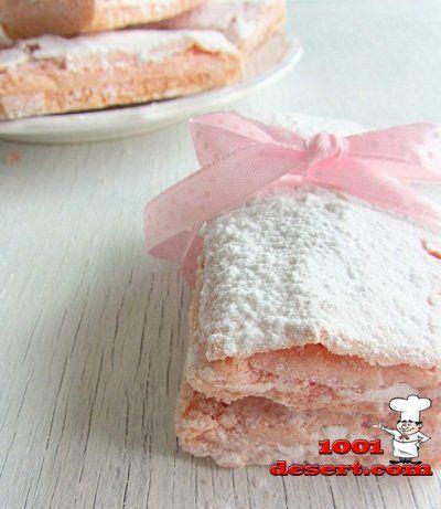 Печенье розовое «Реймс»