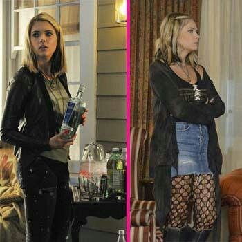 Hanna Marin Outfits Season 5