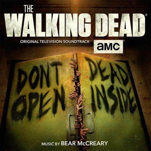 Bear McCreary - The Walking Dead: Original Television Soundtrack Colored 140g Vinyl 2LP October 20 2017 Pre-order