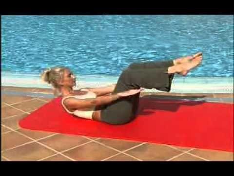 Pilates Parte 6 - Sin aparatos - Español de España