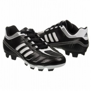 SALE - Adidas 94253 Athletic Cleats Kids Black - BUY Now ONLY $29.99