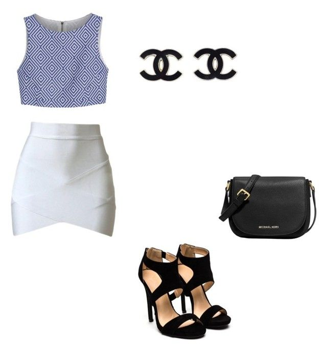 Untitled #2 by marce-castaneda on Polyvore featuring polyvore, fashion, style, Alice + Olivia and MICHAEL Michael Kors