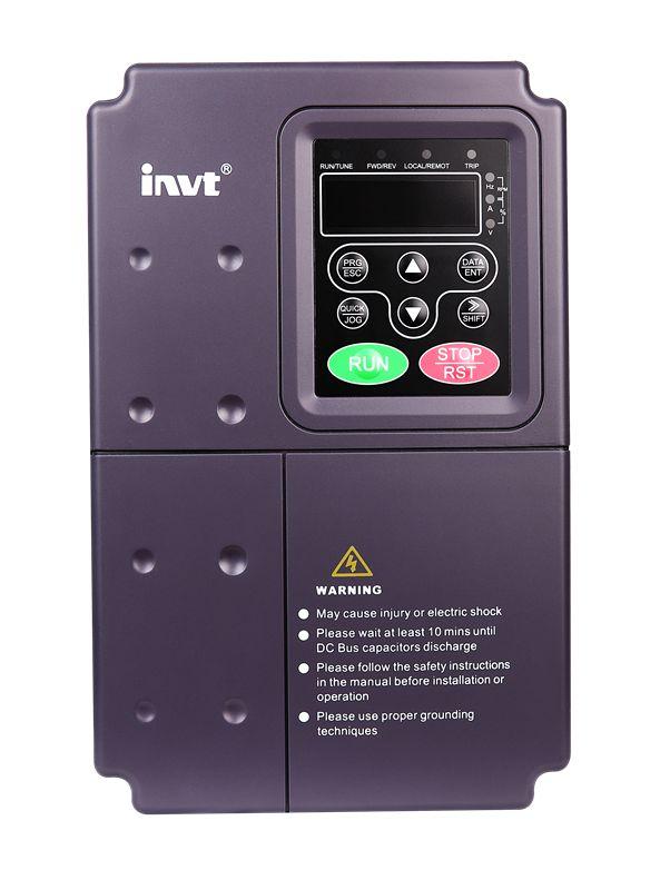 INVT CHF100A series 4kw~5.5kw High Performance Universal Inverter